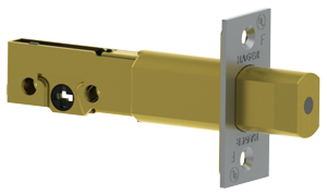 Hager 3920 Tapered Deadbolt 2-3/4 In. Backset