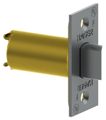 Hager 3947 Spring Latch Passage Only 2-3/4 Backset