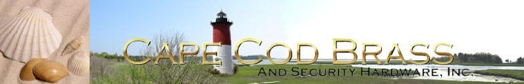 go to Cape Cod Brass home page