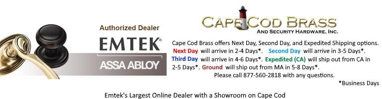 Emtek Authorized Dealer